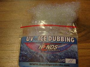 UV-Ice Dubbing Light Blue