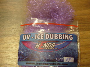 UV-Ice Dubbing Violett