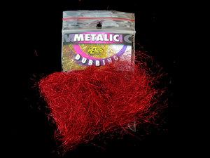 Metallic Dubbing Red