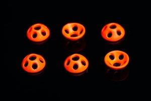DrainerDisk 6mm FL. Orange