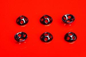 DrainerDisk 8mm Black
