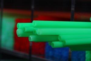 Medium Soft 1,8mm  Fl. Green/Milky