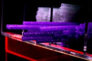 Medium Soft 1,8mm  Purple/Milky