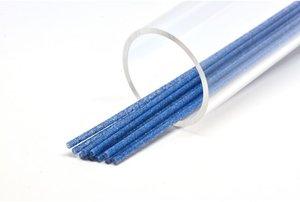Soft 3mm Soft Blue blue glitter