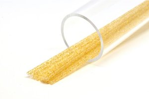 Soft 3mm Soft Gold glitter