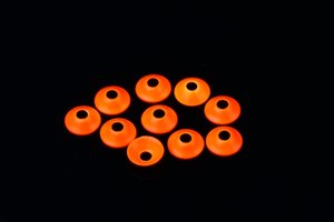 UfoDisk 6mm FL. Orange