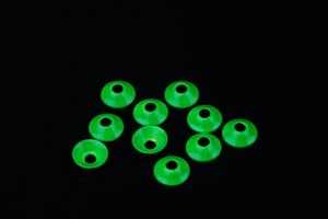 UfoDisk 6mm Green