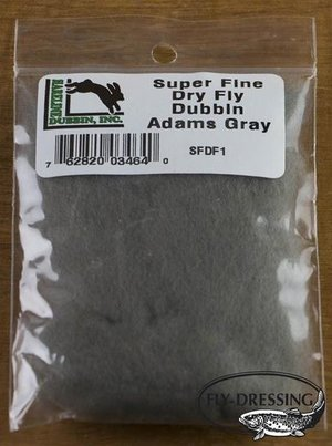 Super Fine Adams Gray