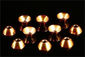 Hybridcone 6mm Met. Golden Orange