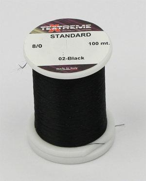 Textreme 8/0 Black