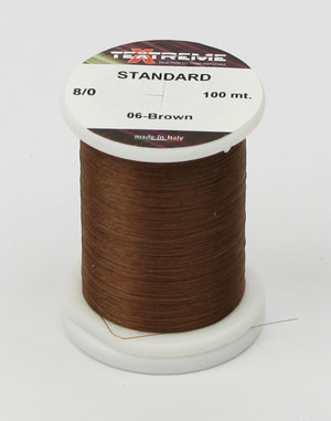 Textreme 8/0 Brown