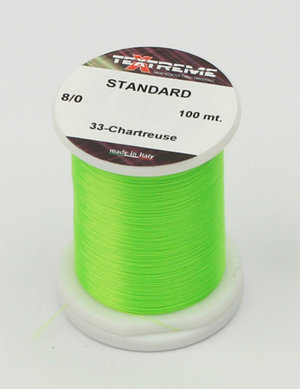 Textreme 8/0 Chartreuse