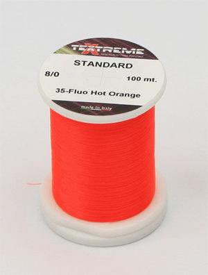 Textreme 8/0 FL.Hot Orange