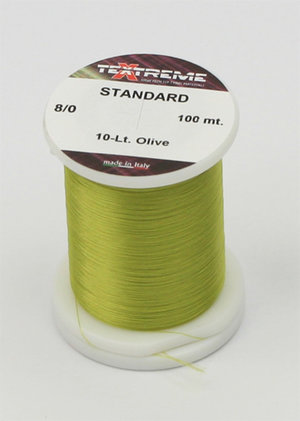 Textreme 8/0 Light Olive