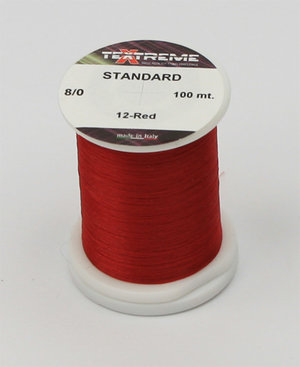 Textreme 8/0 Red