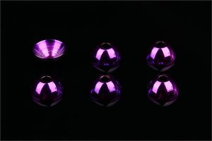 Hybridcone 8mm Met. Purple