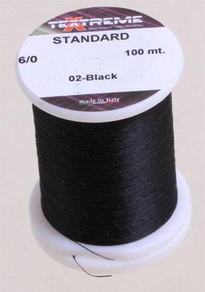Textreme 6/0 Black