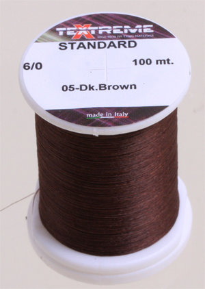 Textreme 6/0 Dark Brown