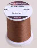 Textreme 6/0 Brown
