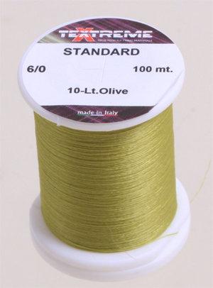 Textreme 6/0 Light Olive