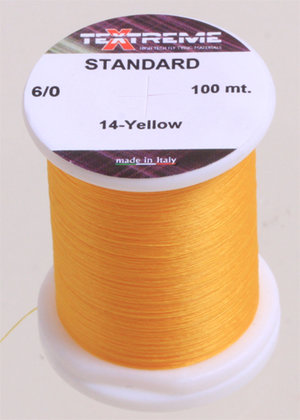 Textreme 6/0 Yellow